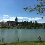 Southern Burgundy Tournus abby